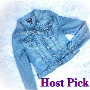 🌟HP🌟〰️Roca Wear〰️jean jacket
